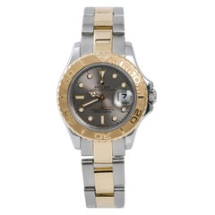 Rolex Yacht-Master 69623, Gray Dial Certified Authentic