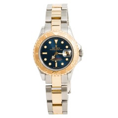 Rolex Yacht-Master 5520, Black Dial Certified Authentic