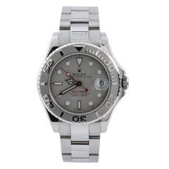 Rolex Yacht-Master6660, Black Dial Certified Authentic