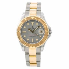 Rolex Yacht-Master 68623, Gray Dial Certified Authentic