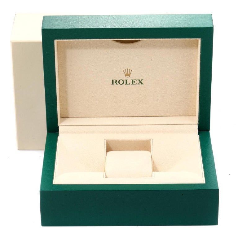 Rolex Yachtmaster Steel Yellow Gold Blue Dial Men's Watch 16623 For Sale 8