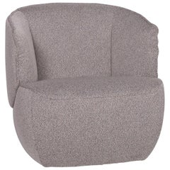 Rolf Benz Fabric Armchair Gray