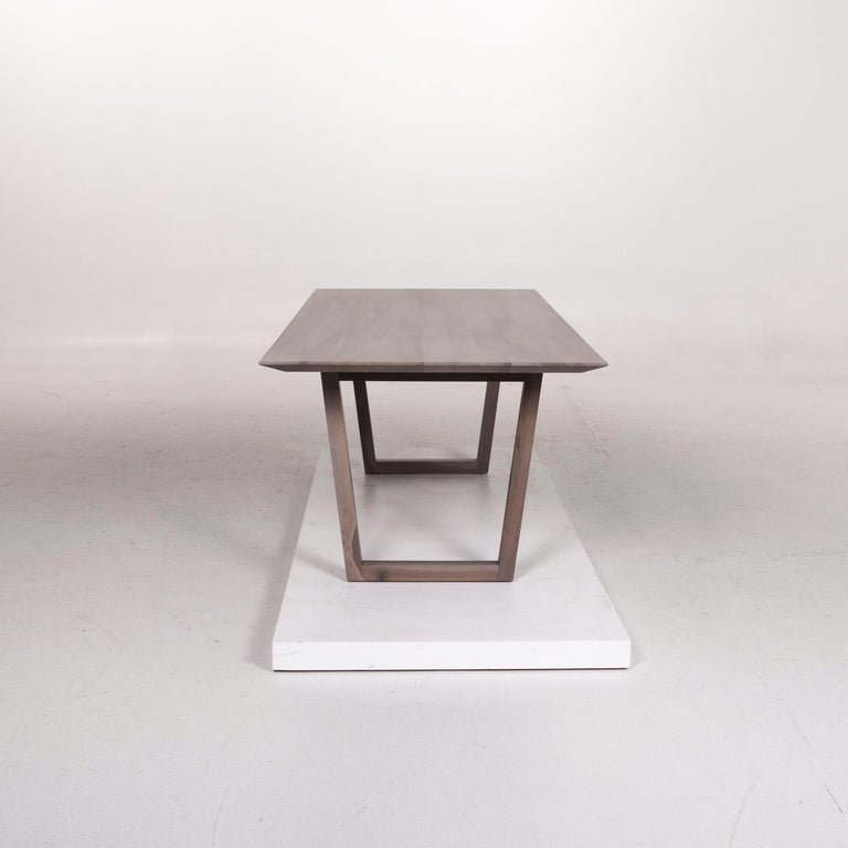 Rolf Benz Wood Dining Table Gray Table 1