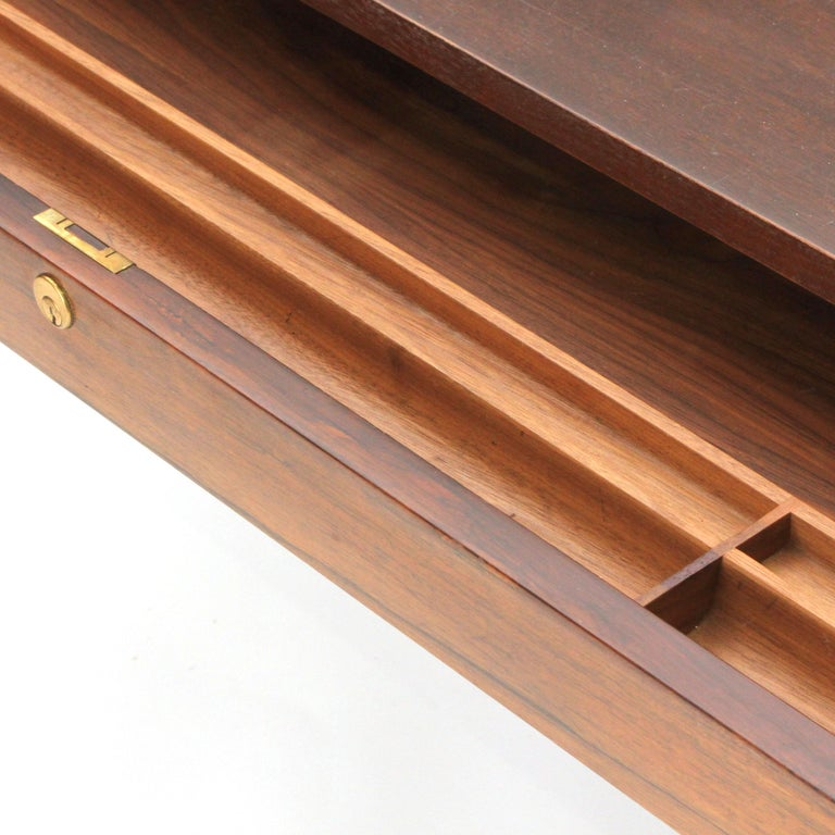 Mid-20th Century Roll Top Desk by Edward Wormley for Dunbar For Sale