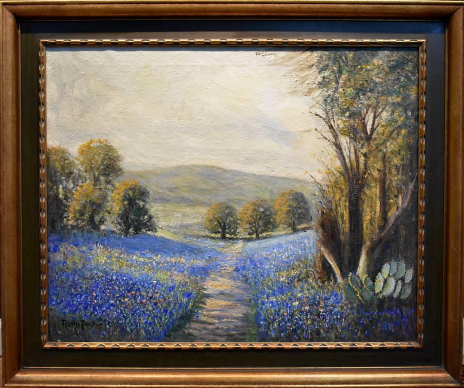 """""""Bluebonnet""""  Texas Wildflowers"""