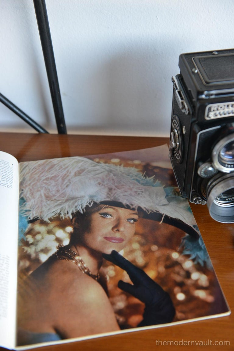 Rolleiflex 2.8E TLR Camera with Case and Accessories, circa 1958 For Sale 12