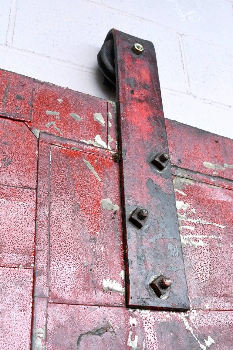 Rolling Steel Fire Door For Sale At 1stdibs