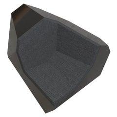 Rolling Stone, Modular Seat, Black