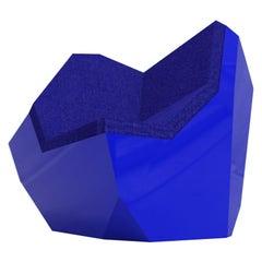 Rolling Stone, Modular Seat, Blue