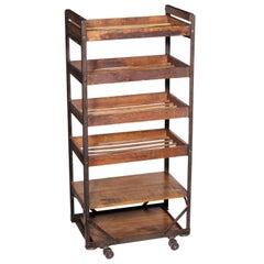 Rolling Storage Rack