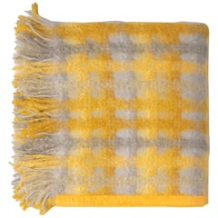 Roma Mohair Plaid