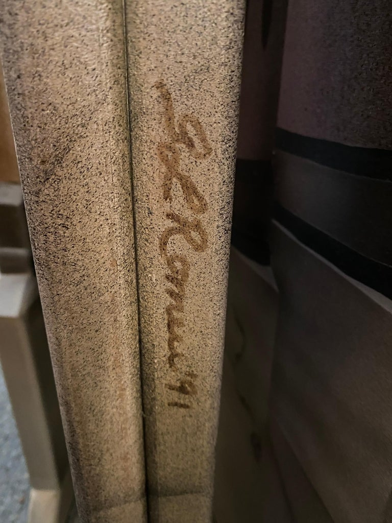 Roman Columns 6-Panel Screen For Sale 3