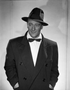 "John Wayne in ""A Man Betrayed"" Fine Art Print"