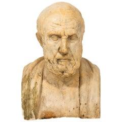 Roman Garden Bust