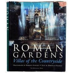 Roman Gardens: Villas of the Countryside by Marcello Fagiolo, First Edition