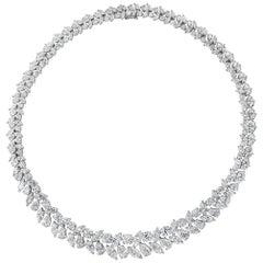 Roman Malakov, 51.48 Carat Diamond Necklace