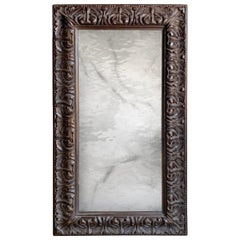 Romantic 19th Century Italian Framed Mirror