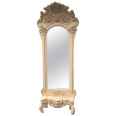 Louis XV Pier Mirrors and Console Mirrors