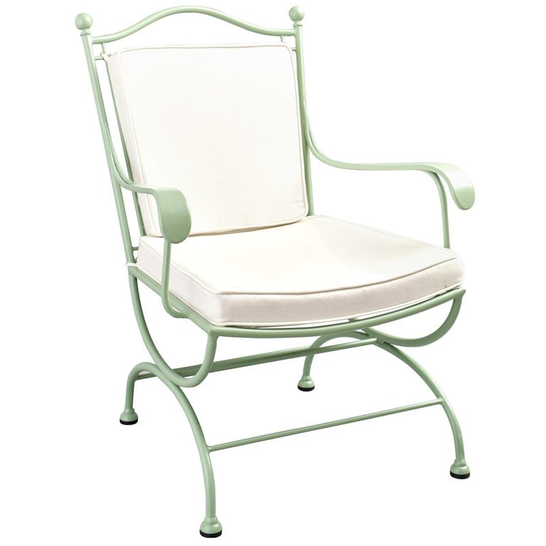 Rombi Outdoor Armchair by Officina Ciani For Sale