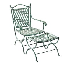 Rombo Outdoor Armchair by Officina Ciani