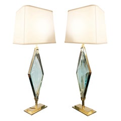 Rombo Table Lamps by formA by Gaspare Asaro