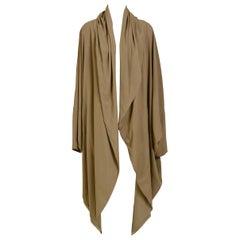 Romeo Gigli vintage 1990s collectors cocoon coat