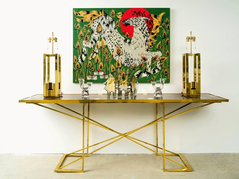 Romeo Rega Console Table  For Sale 2