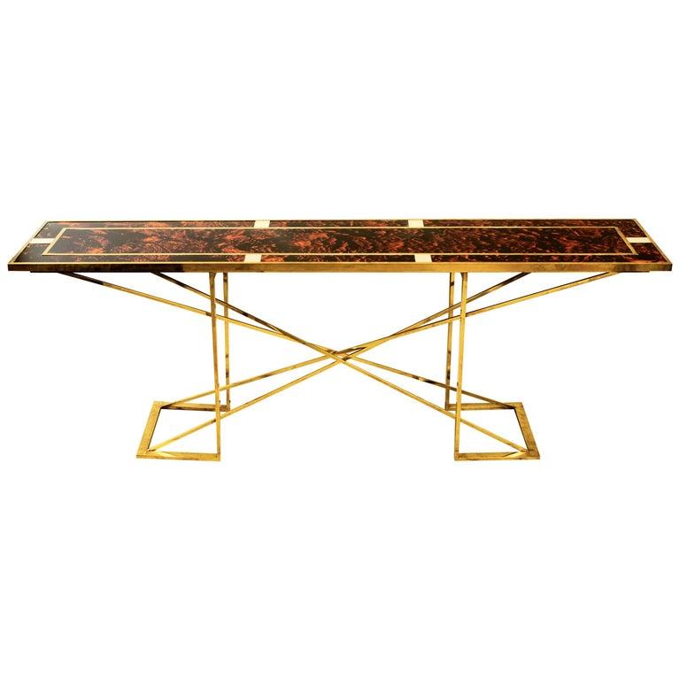Romeo Rega Console Table  For Sale