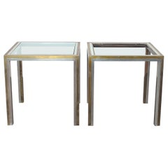 Romeo Rega Italian Midcentury Coffee Tables, 1970s