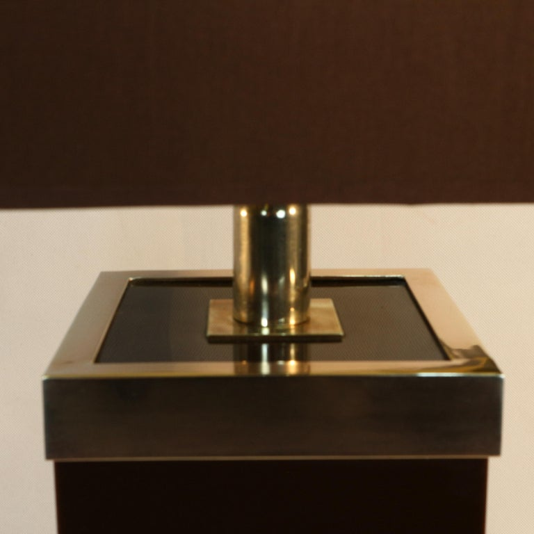 Romeo Rega Table Lamp Signed, 1970s 4