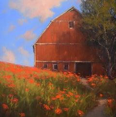 """""""Barn in Summer"""""""