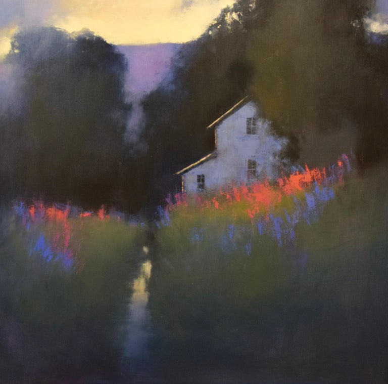 """Romona Youngquist, Landscape Painting - """"Country Time"""""""