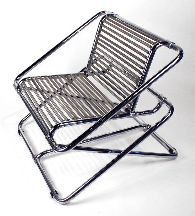 Mid-Century Modern Ron Arad 'One Off' Rocking Chair For Sale
