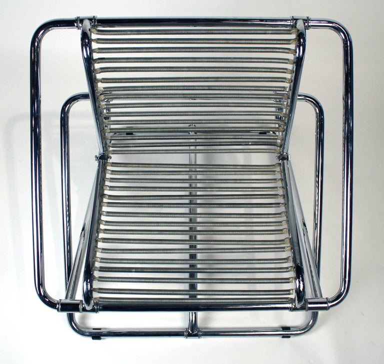 Late 20th Century Ron Arad 'One Off' Rocking Chair For Sale
