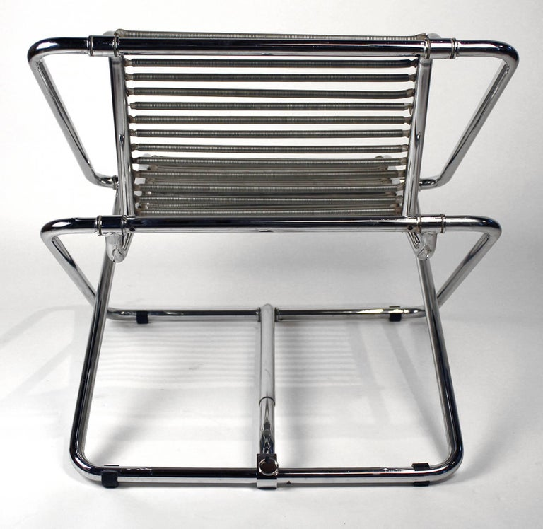 Ron Arad 'One Off' Rocking Chair For Sale 1