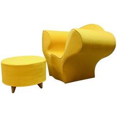 Ron Arad Soft Big Easy Chair