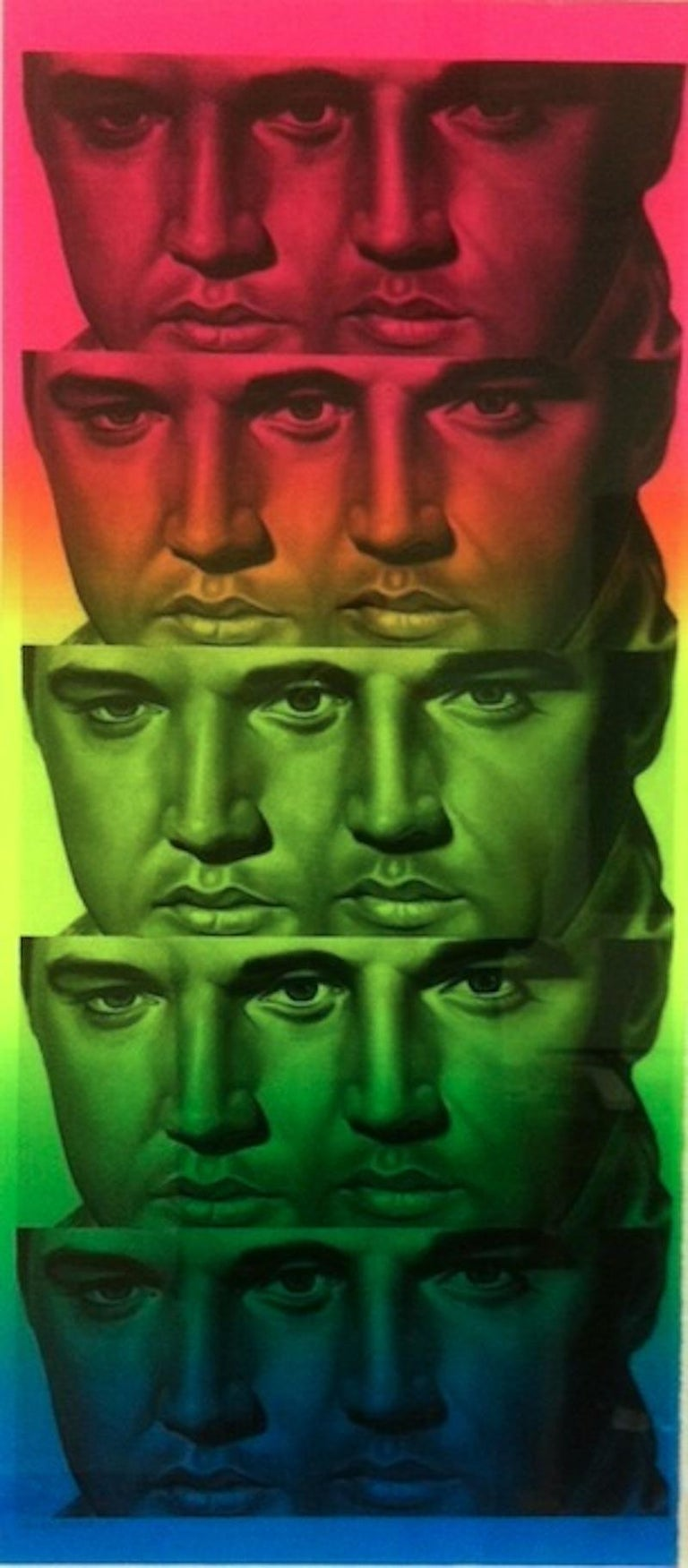 Rainbow Elvis II For Sale 2