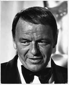 Frank Sinatra during 43rd Annual Academy Awards in Los Angeles