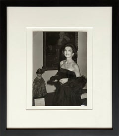 Jacqueline Kennedy Onassis at the Metropolitan Museum of Art
