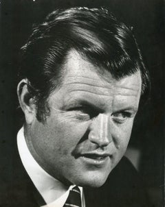 Portrait of Ted Kennedy - Press Photo by Ron Galella - 1960s