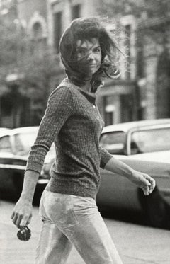 Windblown Jackie, New York City