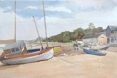Manningtree Essex, original British watercolour painting