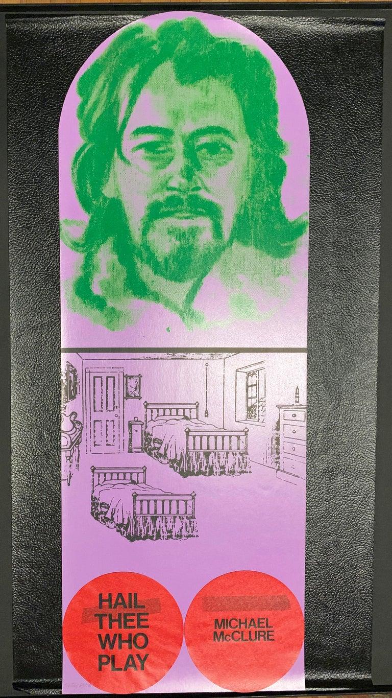 Ronald Brooks Kitaj Figurative Print - FIRST SERIES - SOME POETS.