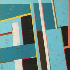 High Rise no. 2, Painting, Acrylic on Canvas