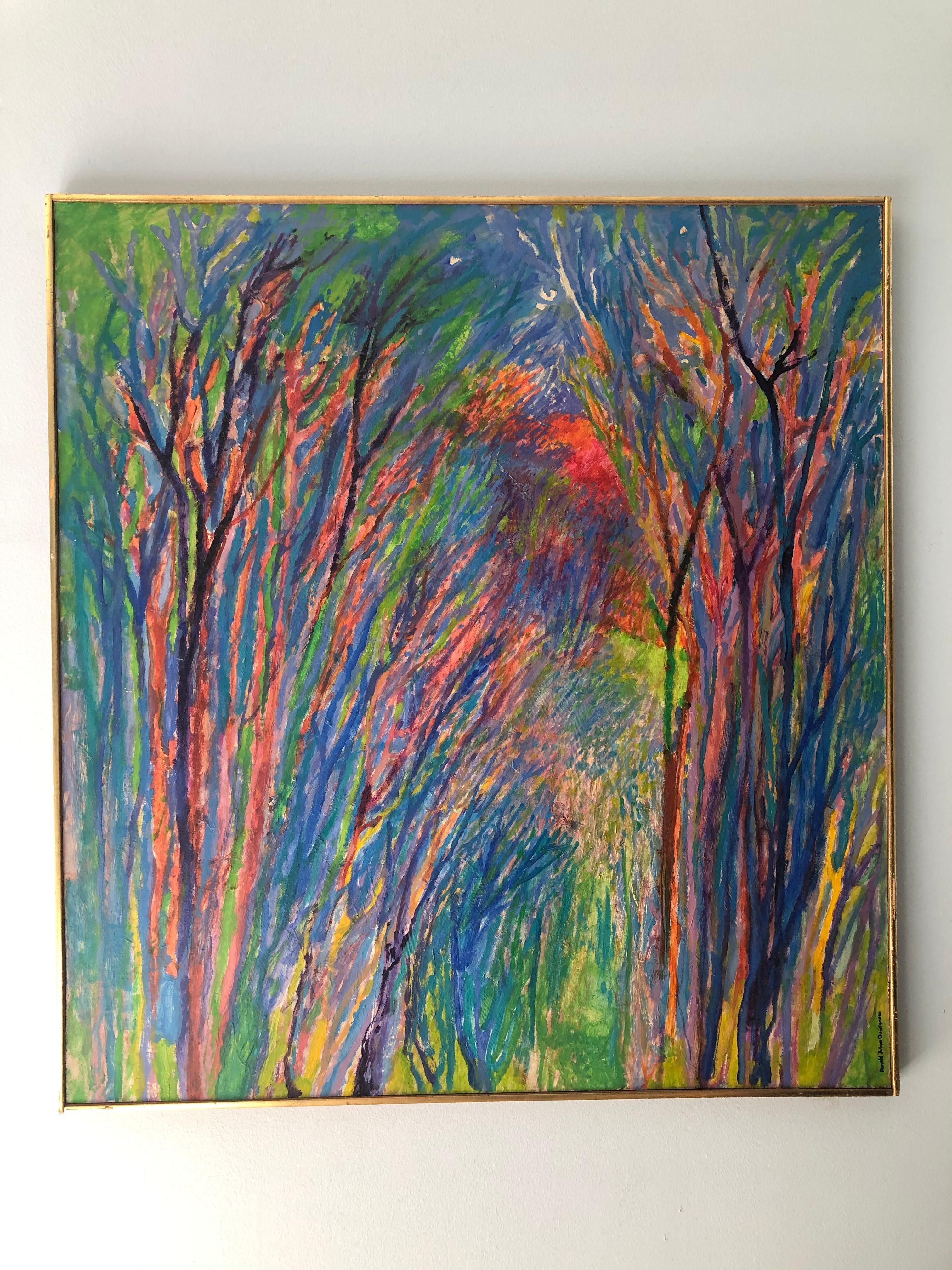 Ronald Julius Christensen Mid Century Modern Masterpiece