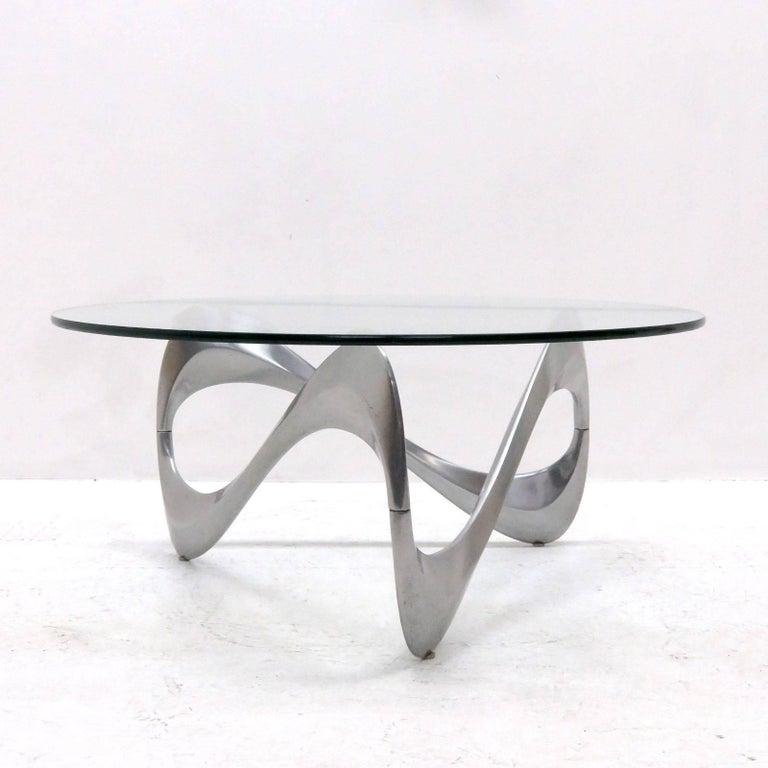Mid-Century Modern Ronald Schmitt Coffee Table