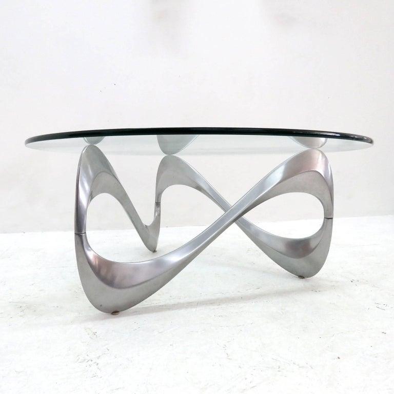 Mid-20th Century Ronald Schmitt Coffee Table
