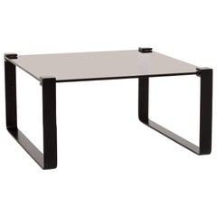 Ronald Schmitt K 830 Glass Coffee Table Gray Anthracite Table