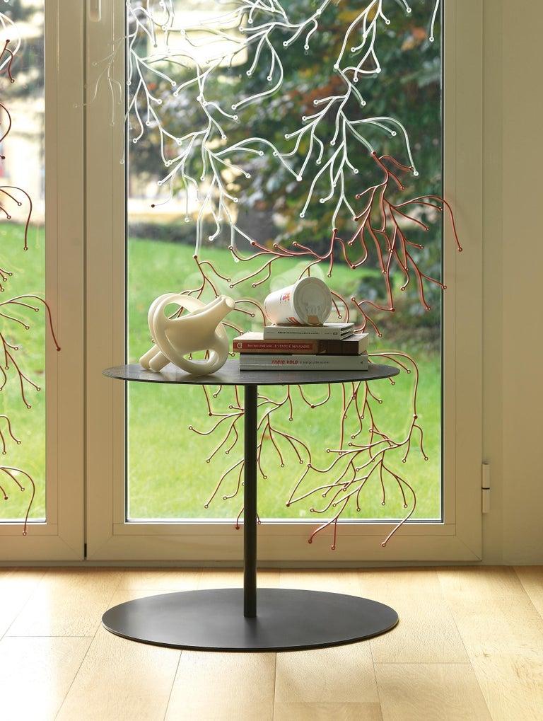 Modern Ronan Bouroullec Monofiore Vase in Matte White Polycarbonate for Cappellini For Sale