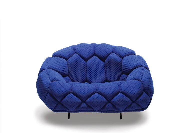 Modern Ronan & Erwan Bouroullec Quilt Armchair for Established & Sons For Sale